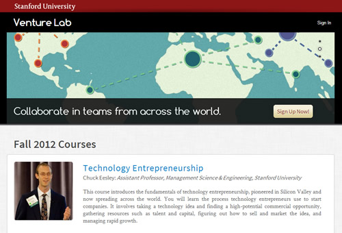 Cursos gratis - Venture Lab
