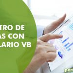 Registro de ventas con formulario VB (Código Abierto)