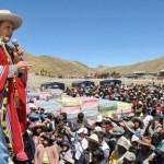 Asignación de canon para municipios cae en 39% para el 2014 según PIA del MEF