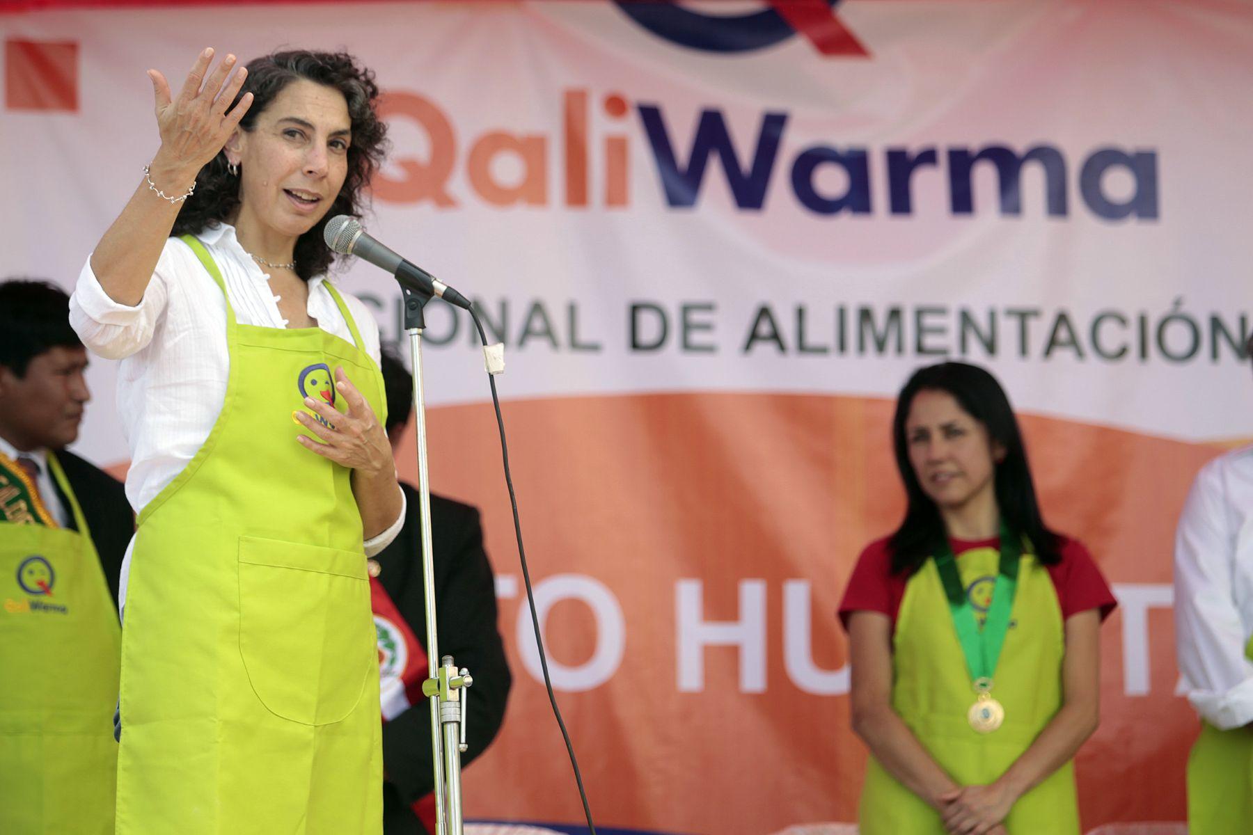 Alcaldes de todo el Perú evaluarán avances de Qali Warma y lucha anticorrupción