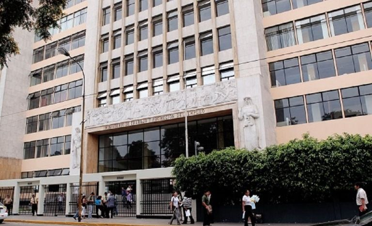 Mtpe asimila estrategias de la ocde para mejora de mbito for Ministerio del interior empleo
