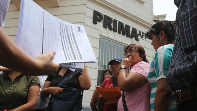 Usuarios tienen hasta este sábado 30 para revocar elección de comisión de AFP