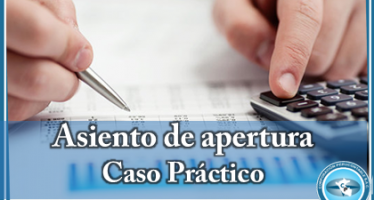 General contabilidad part 3 for Asiento apertura