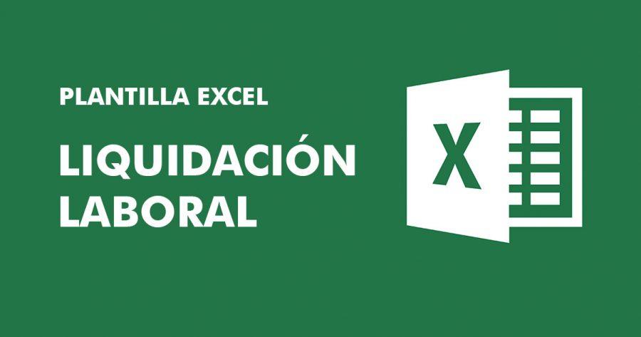 Descargar plantilla excel liquidaci n laboral for Liquidacion de nomina excel 2016