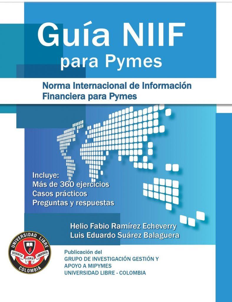 Ebook Guía NIIF para PyMES - Libro PDF Ejemplificado