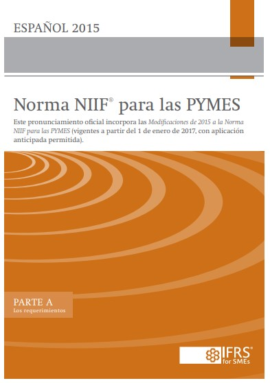 norma NIIF pymes