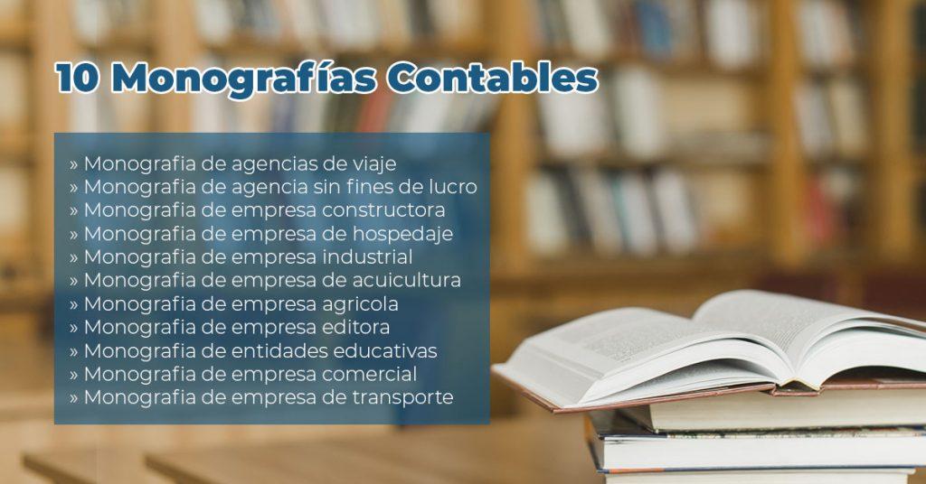 monografias contables