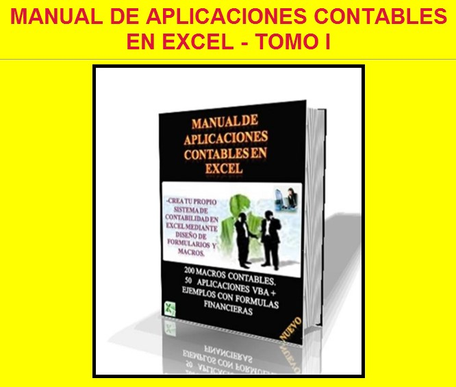 manual aplicaciones contables