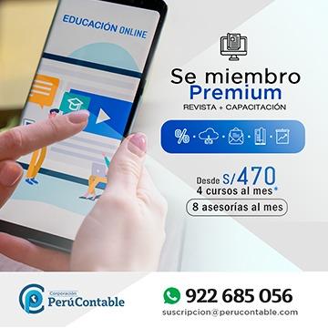 Suscripción Premium