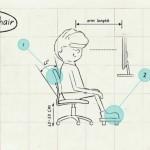 Guía animada de la buena postura