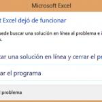 Recuperar archivos borrados en Excel