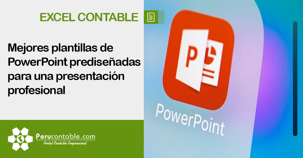 mejores plantillas de powerpoint prediseñadas para una presentación