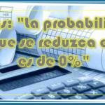 """Arias: """"La probabilidad de que se reduzca el IGV es de 0%"""""""